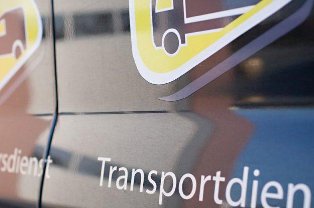 Nieuwe website voor de Transporters