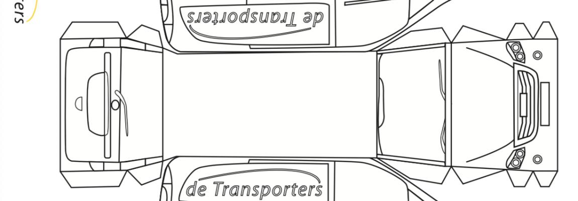 Knutsel je eigen Transporters bus!